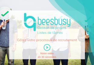 Comment optimiser le recrutement et organiser le suivi des candidatures avec Beesbusy