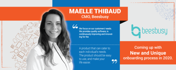 The Beesbusy head of communication spook about the tool's values and goals in an interview.