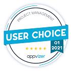 Badge User Choice Q1 2021 AppVizer
