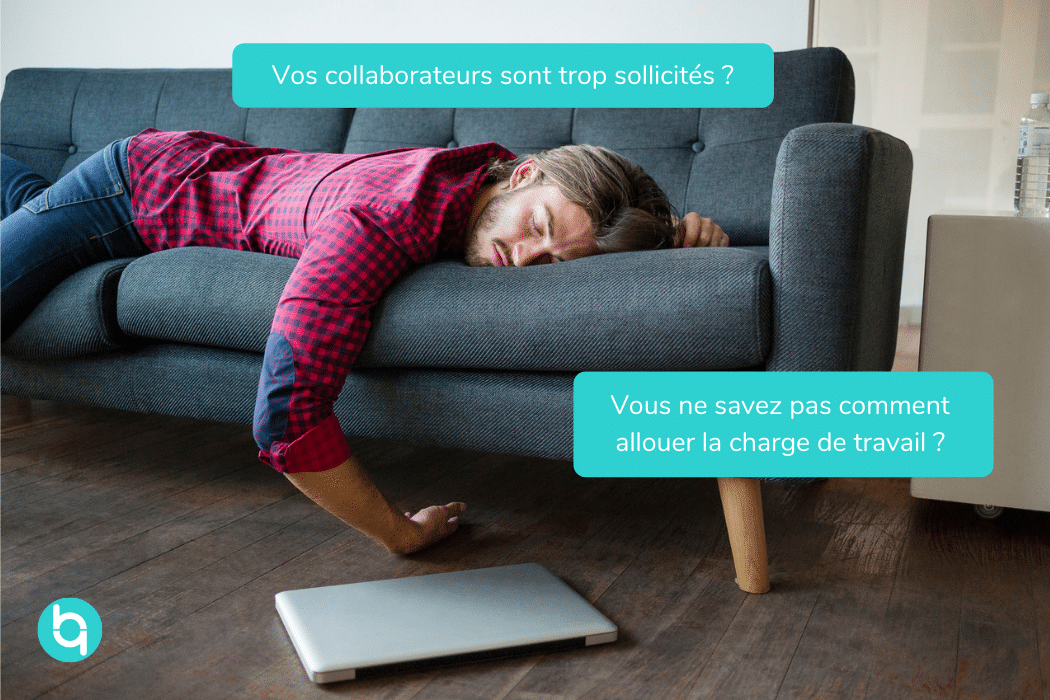 L'affectation des tâches n'est pas une perte de productivité lorsque les ressources sont allouées de façon équilibrée.