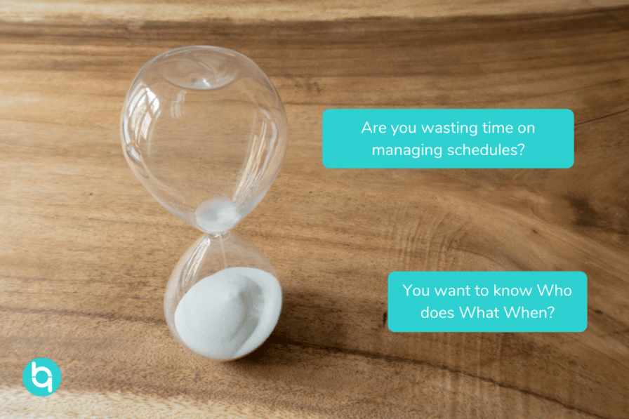 Give your employees a roadmap and smoothen the exchanges.