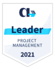 Appvizer badge Beesbusy leader in project management